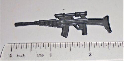 BIN A39 G I JOE Accessory   Gray High-Density Laser Rifle    2002 Cobra Viper V8