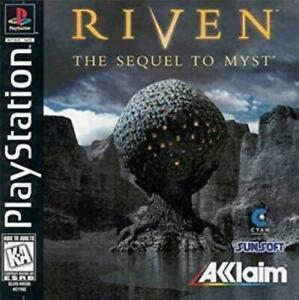 Riven-the-Sequel-To-Myst-Playstation-Game-PS1-Used-Complete