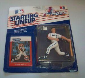 Glenn Davis Houston Astros 1988  Kenner Starting Line UP First Year