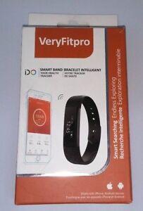 Details about iDO VeryfitPro Smart Band Activity And Sleep Tracker - Black  (ID115) -FREE SHIP™
