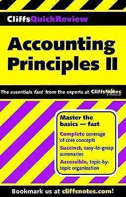 Accounting Principles: Bk. 2 by Elizabeth A. Minbiole (Paperback, 2000)