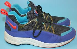d4b7dab97aa71 VTG OG 1993 Nike Air Huarache Light UltraMarine Original sz 11.5 ...