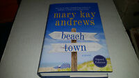 Beach Town By Mary Kay Andrews (2015, Hardcover) Signed 1st/1st
