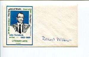 Richard-Wilbur-Pulitzer-Prize-Winner-Poet-Laureate-Author-Signed-Autograph-FDC