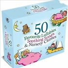50 Favourite Lullabies by Various Artists (CD, Jul-2007, Jumping Jack Records)