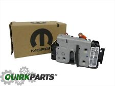 07-17 Jeep Wrangler LEFT SIDE FRONT DOOR POWER LOCK LATCH ACTUATOR OEM NEW MOPAR