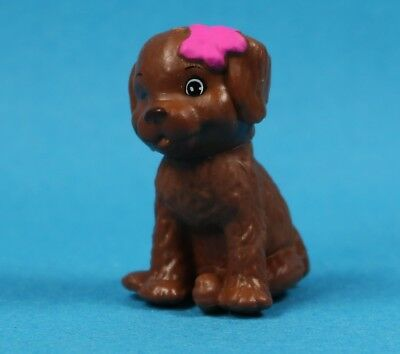 Barbie Dolphin Magic Winking Dog With Hair bow for 1//6th Scale Prop