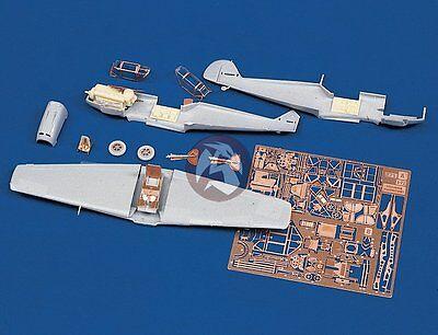 Hasegawa 489 Resin+PE Verlinden 1//72 Lockheed F-104G Starfighter Update Set