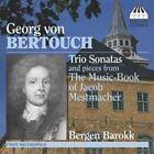 Bergen Barokk Bertouch Trio Sonatas CD Naxos