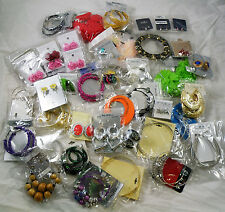 NEW WHOLESALE Lot 300 PAIRS MIXED FASHION EARRINGS DANGLE HOOPS STUDS
