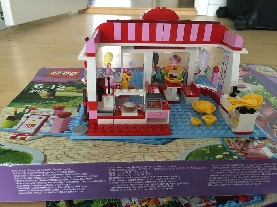 Lego Friends, 3061