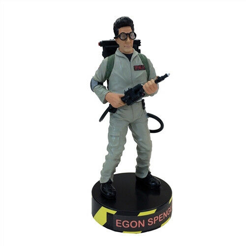 Ghostbusters Egon Spengler DLX Deluxe Talking Statue FACTORY ENTERTAINMENT