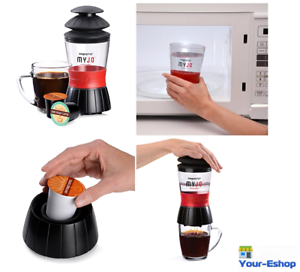 Best Single Serve Coffee Maker One Cup Portable Brew