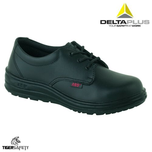 Delta Plus ABS181PR SRC Ladies Anti Slip Nurses Catering Non-Safety Work Shoes