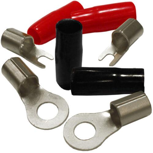 2 anillo ojales /& 2 tenedor zapatos para 20 mm² cable de alimentación Dietz 20oen-sr