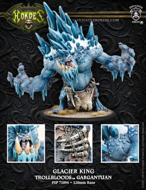 Hordes Trollbloods PIP71106 Sea King Gargantuan NEW