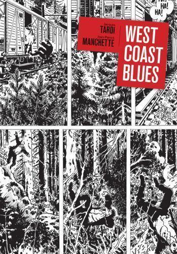West Coast Blues-ExLibrary