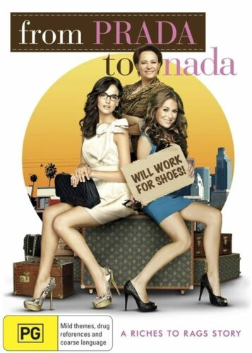 1 of 1 - From Prada To Nada (DVD, 2011)