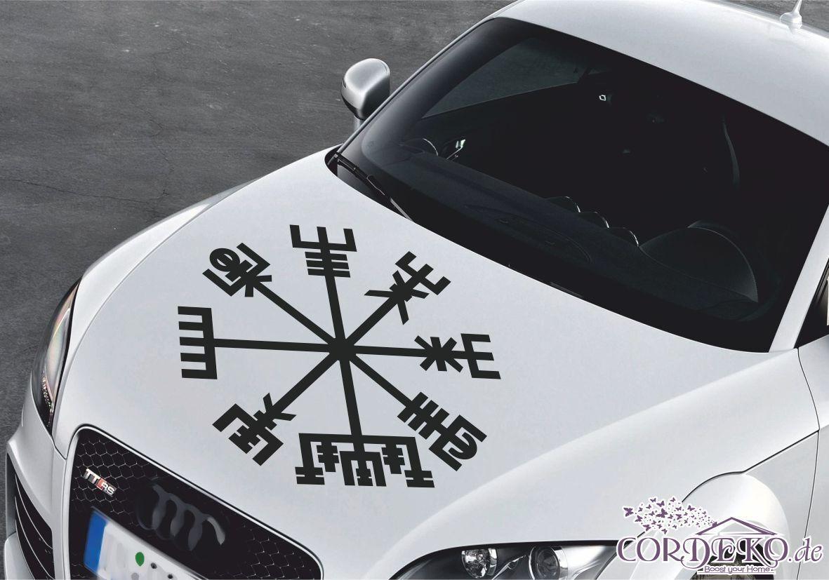 Auto KFZ Fahrzeug Kompass Mit Selbstklebefolie in Schwarz Freien Maßnahme
