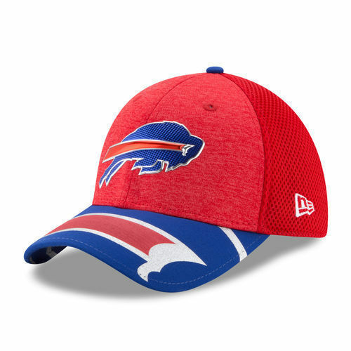 Buffalo Bills 2017 NFL Draft Hat on Stage Era 39thirty Flex Cap L xl for  sale online  84a517796