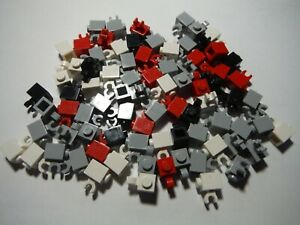 LEGO 60476 Brick Modified 1 x 1 with Clip HorizontalVarious Colours