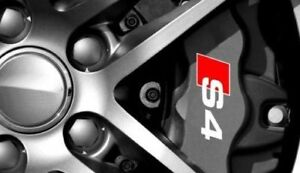 S5 Premium Brake Caliper Decals Stickers x6