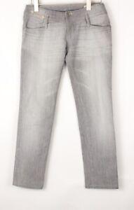 DIESEL Women Matic Skinny Slim Stretch Jeans Size W27 L30
