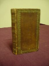 Holy Bible 1833 Fine Binding AMERICAN Andrus HARTFORD Phelps New Testament RARE
