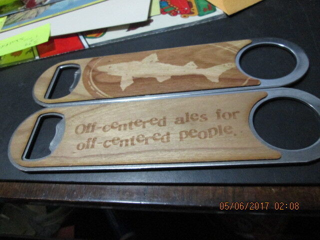 Dogfish Head Bottle Opener Keychain Brewery Brewing