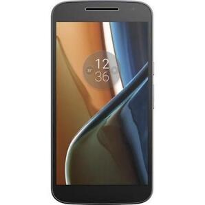 Motorola Moto G 4th Generation XT1625 (Latest Model) - 16GB - Black (Unlocked) Smartphone