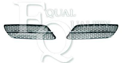 G1074 EQUAL QUALITY Griglia di ventilazione Paraurti anteriore centrale Sx ALFA