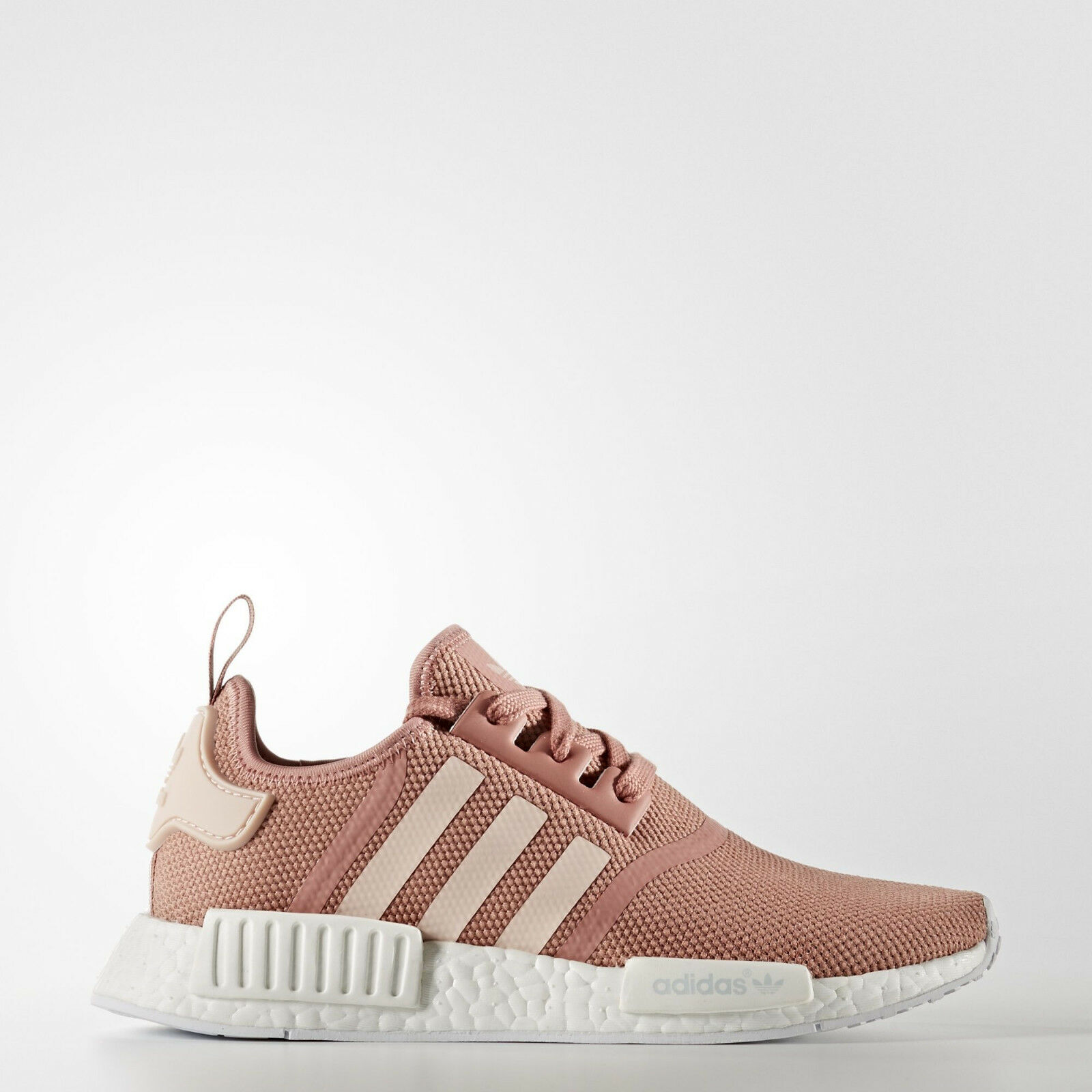Adidas NMD R1 Raw Vapour Rosa S76006 Größes 5 to 10 Availables Rosa Salmon Nomad