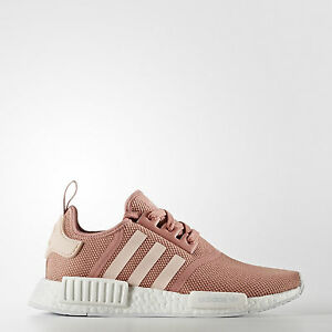 82f5ed44e0695 Adidas NMD R1 Raw Vapour Pink S76006 Sizes 5 to 10 Availables Rose ...
