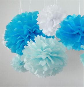 Paper-Pompoms-Flower-Ball-Wedding-Birthday-Christening-Home-Decor-Party-Supplies