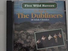 Dubliners Five wild rovers-The best of (18 Irish classics, 1995) [CD]
