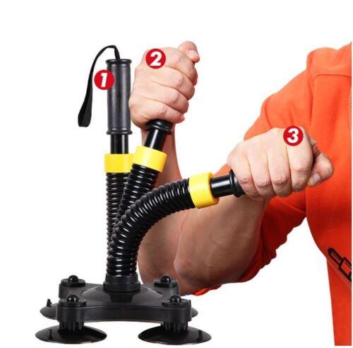 Arm Wrestling Exerciser Power Wrist Trainer Forearm Grip Strength Armwrestler