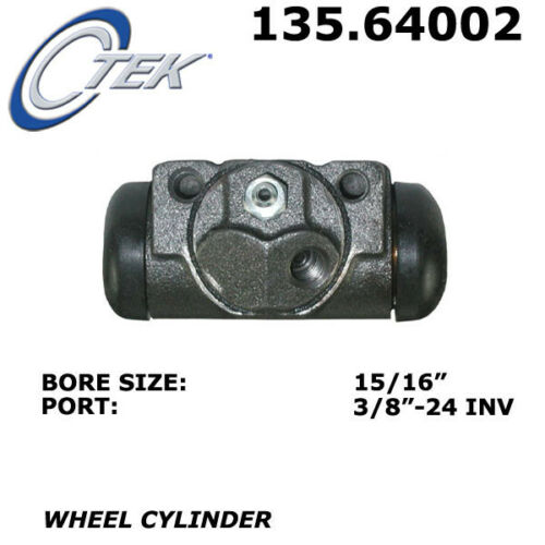 Centric Parts 135.64002 Rear Right Wheel Brake Cylinder