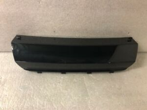 2013 2016 Gmc Acadia Hitch Cover Carbon Flash New Oem 25963860 Ebay