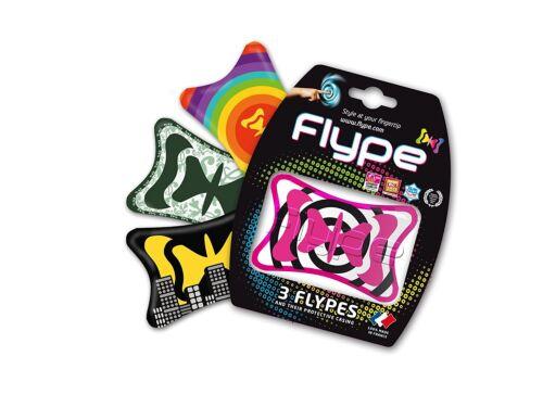 Flype Flypod-Confezione da 3