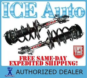 For Lexus RX300 AWD Front and Rear Suspension Strut /& Coil Spring Assemblies FCS