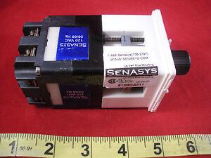 Senasys-913BDA511-Selector-Switch-120v-ac-50-60Hz-New-Nnb