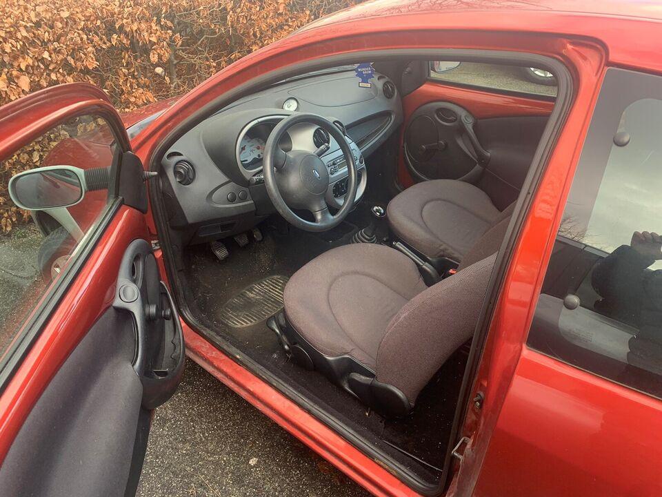 Ford Ka, 1,3 70, Benzin