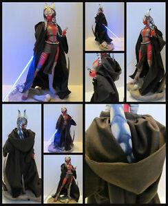 Star Wars Custom Robe for Sideshow Shaak Ti Aayla Secura Premium Format Statue