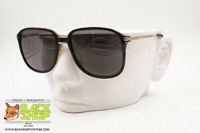 Silhouette M2704/20 C1351 Vintage Squared Sunglasses, Men Monsieur Model, Nos