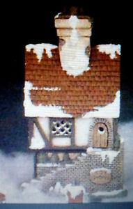 """RARE Duncan 257A """"Christmas Shop Potpourri Burner"""" ceramic mold DM257A"""