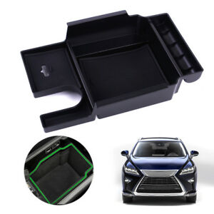 Armlehne-Aufbewahrungsbox-Ablagefach-Handschuhfach-fuer-Lexus-RX350-RX450h-2017