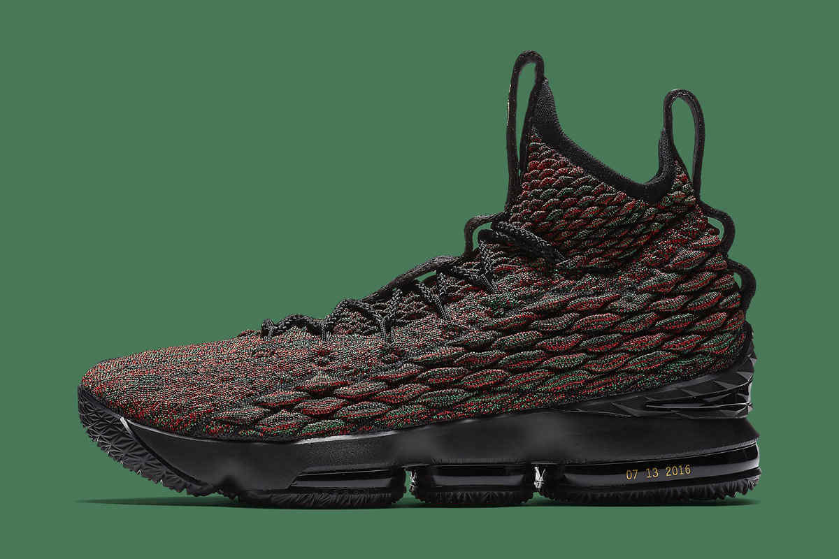 Nike Lebron 15 XV LMTD BHM size 14. Black History Month Multi-Color 897650-900 Great discount