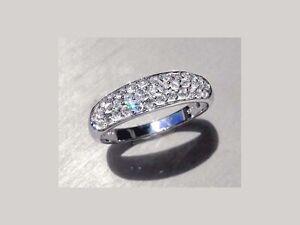 Brillant-Ring-Diamanten-14-Karat-585er-Weissgold-0-50-Karat-Top-Wesselton