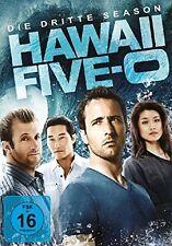 HAWAII FIVE-0-SEASON 3  7 DVD NEU  SCOTT CAAN/DANIEL DAE KIM/ALEX O'LOUGHLIN/+