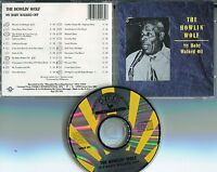 The Howlin' Wolf   CD   MY BABY WALKED OFF ( NEAR MINT) 22 TRACKS